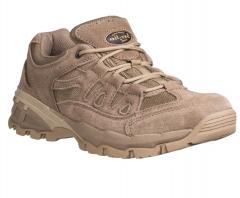 Nízké boty Mil-tec Squad 2,5 coyote