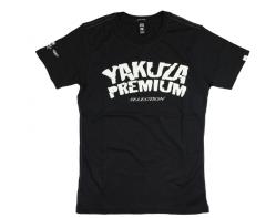 Pánské tričko Yakuza Premium Promo Shirt, černé