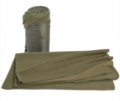 Fleecová deka Mil-Tec, olive
