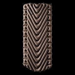 Nafukovací karimatka Klymit Static V Luxe, černá šedá