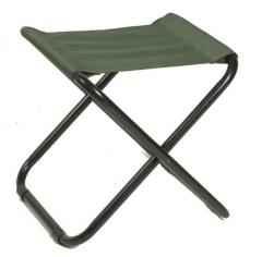Jednoduché skládací sedátko Mil-tec, zelené