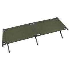 MFH polní lehátko US hliníkové (190 x 66 cm), olive