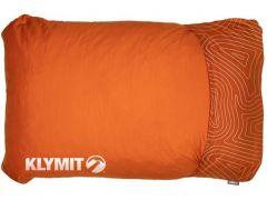 Polštář Klymit Drift Camp Pillow Large, oranžový