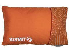 Polštář Klymit Drift Camp Pillow, oranžový