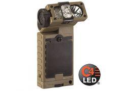 Streamlight SIDEWINDER RESCUE - Multi LED svítilna-Bílá C4/Zel/Mod/IR+difuzér