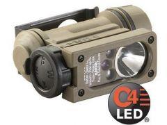 Streamlight SIDEWINDER COMPACT II - Taktická přilbová multifunkční LED svítilna (Aviation)