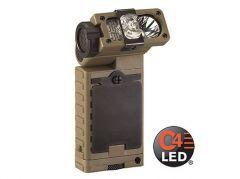 Streamlight SIDEWINDER RESCUE KIT - Multi LED svítilna-Bílá C4/Zel/Mod/IR+difuzér