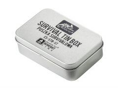 Krabička Helikon Survival Tin Box