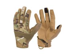 Rukavice Helikon Range Tactical Gloves®, multicam/coyote