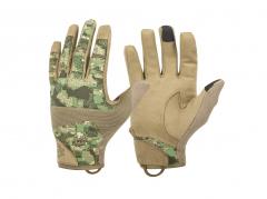 Rukavice Helikon Range Tactical Gloves®, Pencott Wildwoot/coyote