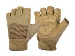 Bezprsté rukavice Helikon Half Finger Mk2, coyote