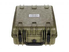 Voděodolný box MFH, 36x42x20cm, olivový