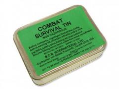 BCB Adventure krabička poslední záchrany Combat Non Hazardous
