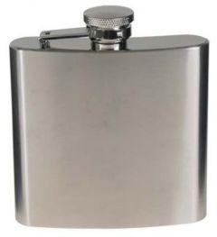 Placatka MFH, chrom, 170 ml