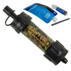 Vodní cestovní filtr Sawyer SP128 filter mini, Camo