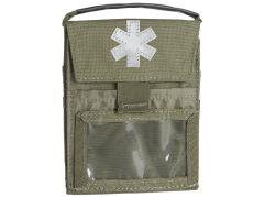 Lékárnička Helikon Pocket Med Insert, adaptive green
