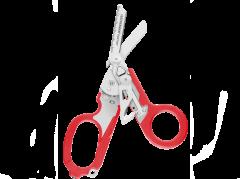 Multifunkční záchranářské nůžky Leatherman Raptor ® červené
