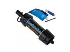 Vodní cestovní filtr Sawyer SP128 filter mini, Černý