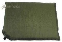 Samonafukovací Thermo polštář, 42x31x3cm, oliv