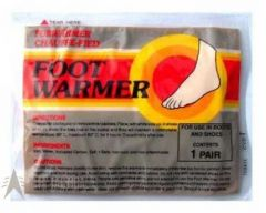 Ohřívač nohou (1 pár)